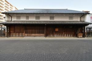 旧岡田家住宅・酒蔵の写真